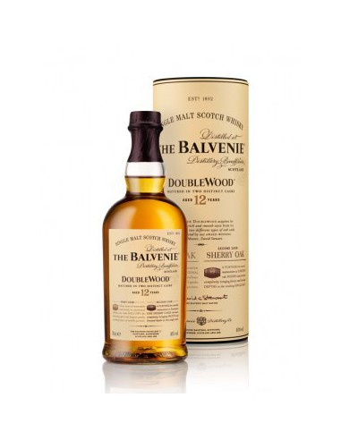 Balvenie 12 ans Double Wood 70cl