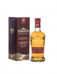 Tomatin 18 ans 70cl
